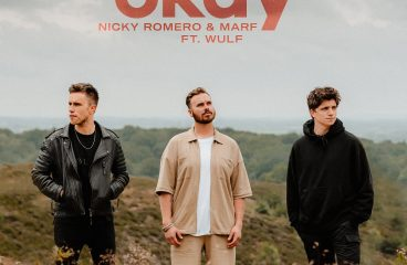 """Afrojack Releases a Dancefloor Friendly Remix of Nicky Romero's """"Okay"""" with MARF ft. Wulf !"""