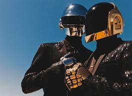Daft Punk Book in the Works