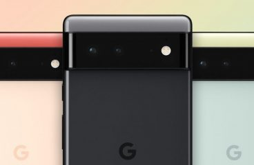 Google's Pixel 6 Pro Spotted in the Wild