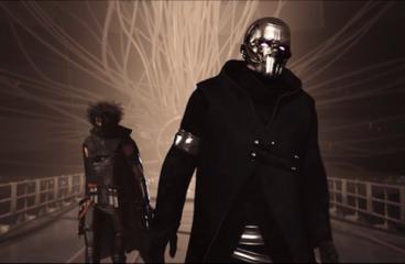 IMANBEK & LP RELEASE STUNNING MUSIC VIDEO FOR 'FIGHTER' SINGLE !