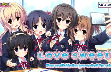 Love Sweets Now Available for Pre-order!