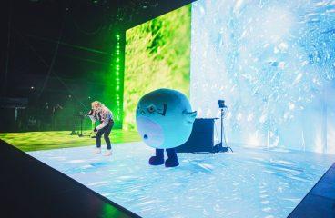 Porter Robinson's Second Sky Mesmerizes a Second Time Around