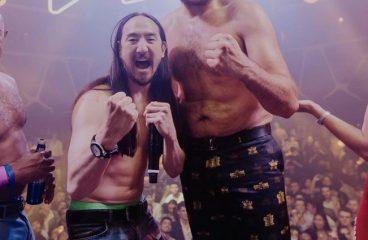Tyson Fury and Steve Aoki Took Over Hakkasan After Fight